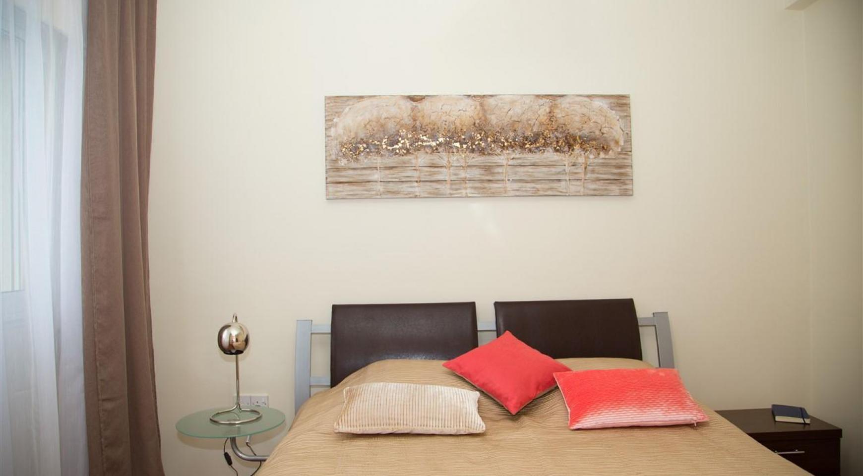 2-Спальная Квартира Mesogios Iris 304 в Комплексе у Моря - 20