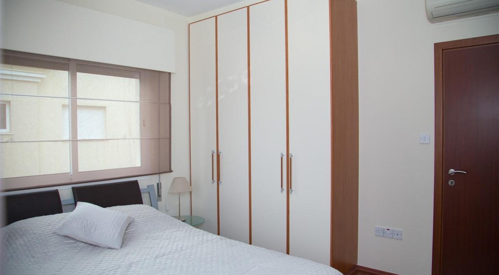 2-Спальная Квартира Mesogios Iris 304 в Комплексе у Моря - 14
