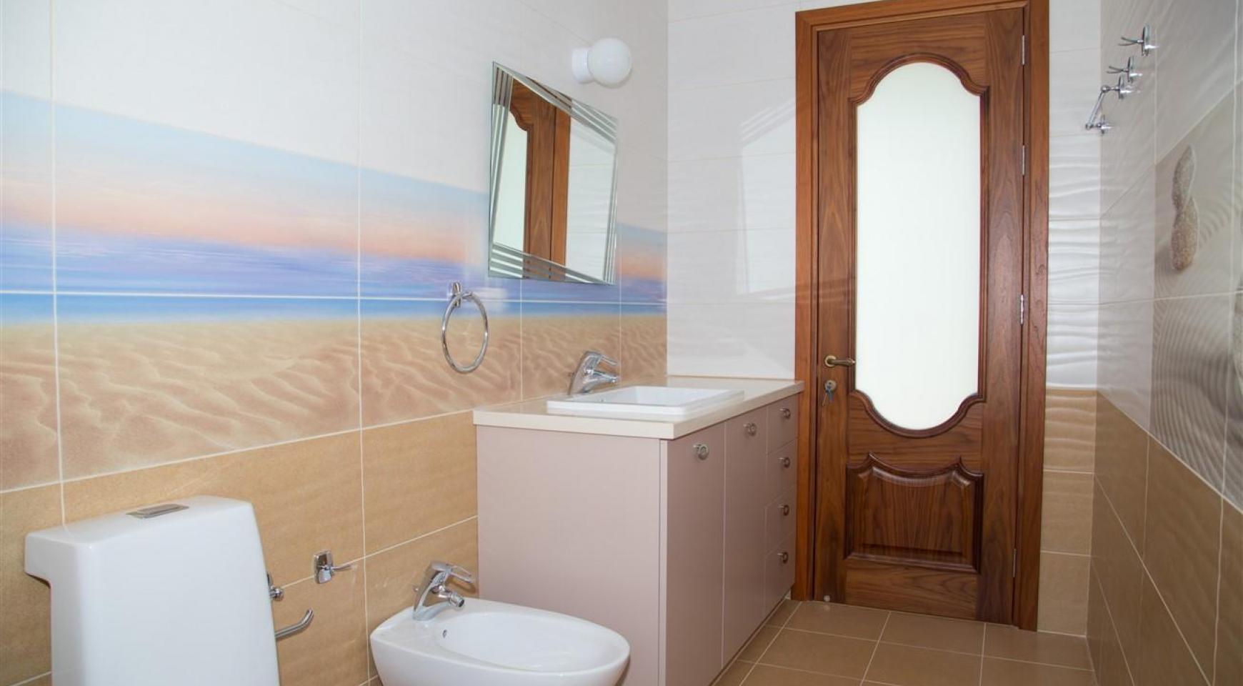 Эксклюзивная 6-спальная Вилла с Изумительными Видами на Море и Горы - 20