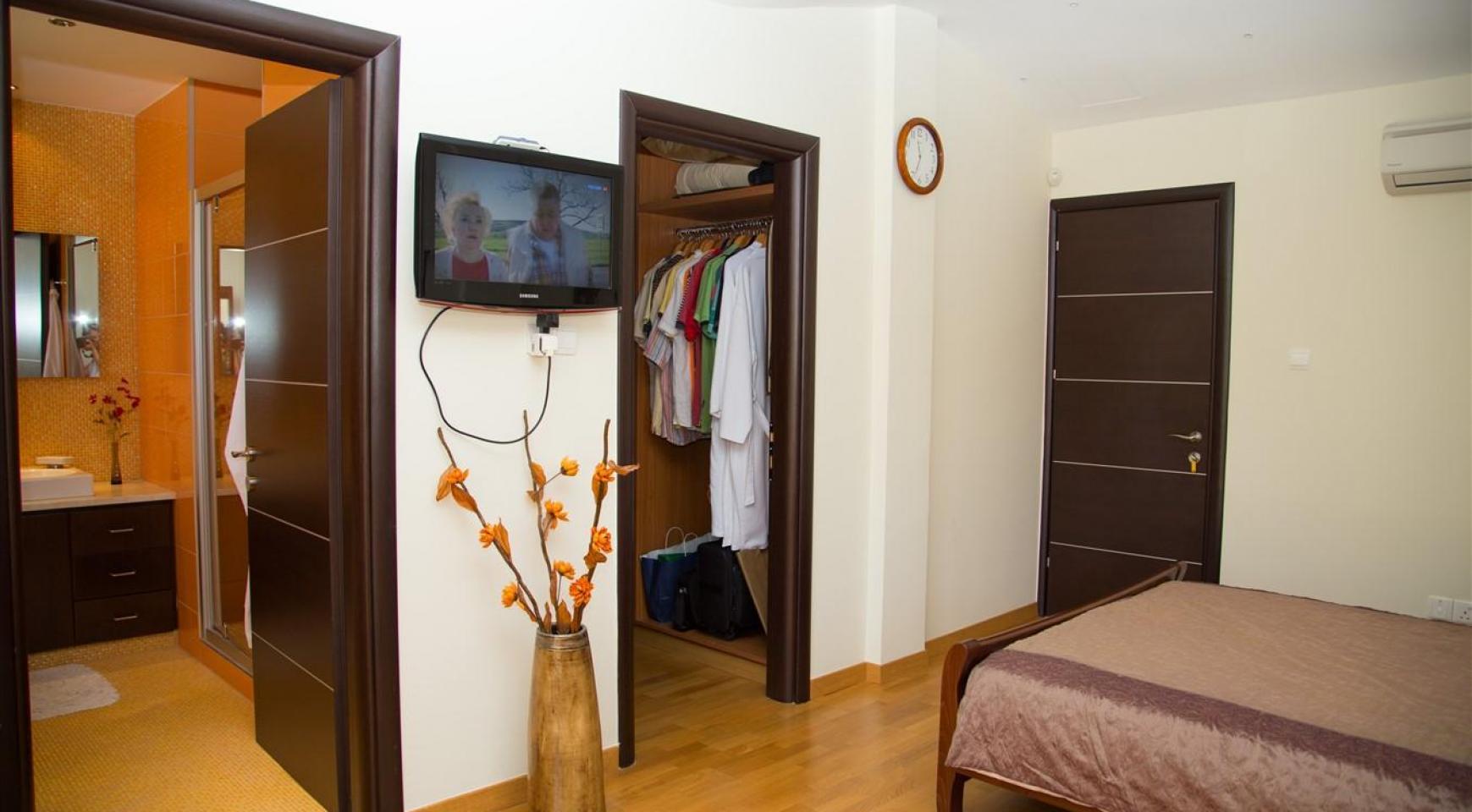 Элитная 4-Спальная Вилла возле Моря - 28