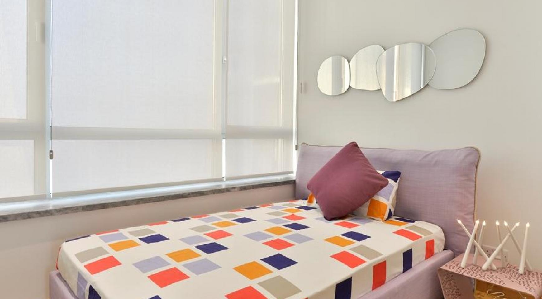 Элитная 3-Спальная Квартира в Новом Комплексе возле Моря - 20