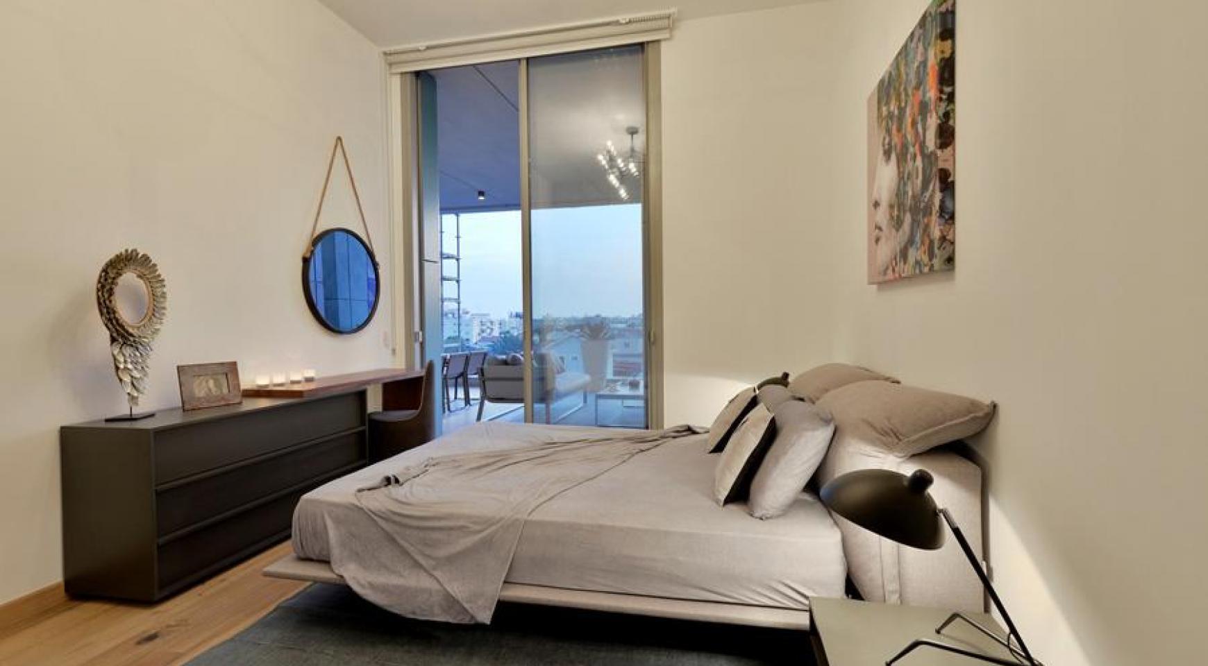 Элитная 3-Спальная Квартира в Новом Комплексе у Моря - 16