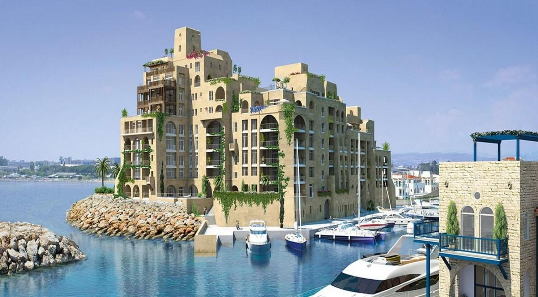 Новая 2-Спальная Квартира в Эксклюзивном Проекте на Море - 1