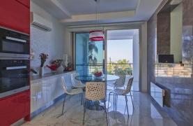 Элитная 5-Спальная Вилла с Изумительными Видами на Море и Горы в Районе Agios Tychonas - 32