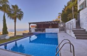 Элитная 5-Спальная Вилла с Изумительными Видами на Море и Горы в Районе Agios Tychonas - 23