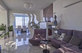 Элитная 5-Спальная Вилла с Изумительными Видами на Море и Горы в Районе Agios Tychonas - 29