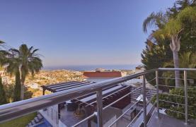 Элитная 5-Спальная Вилла с Изумительными Видами на Море и Горы в Районе Agios Tychonas - 28