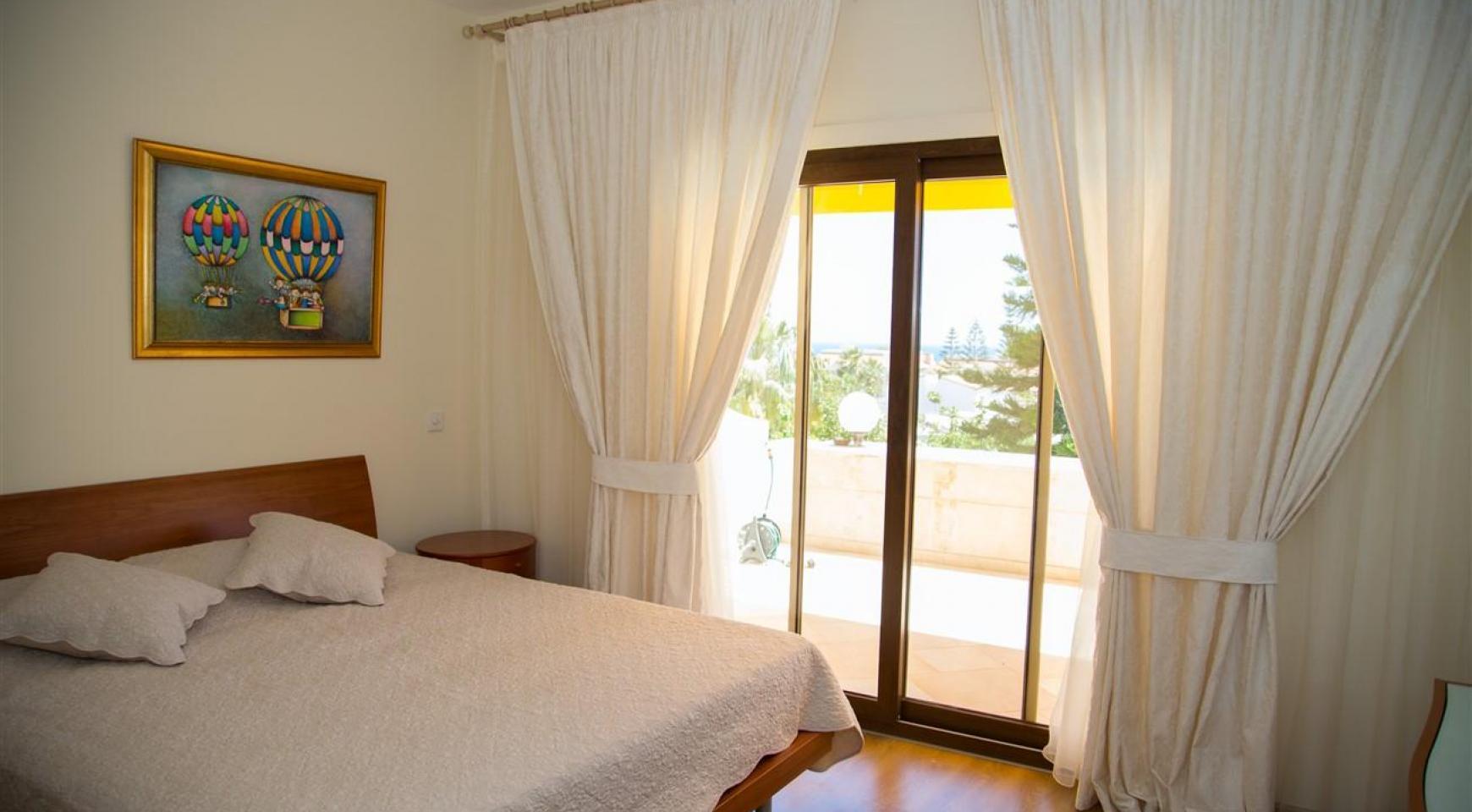 3-Спальная Квартира на Берегу Моря в Комплексе Thera   - 12