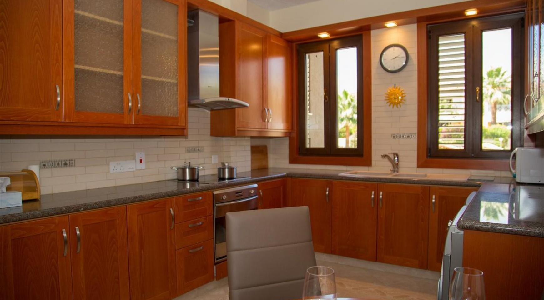 3-Спальная Квартира на Берегу Моря в Комплексе Thera   - 23