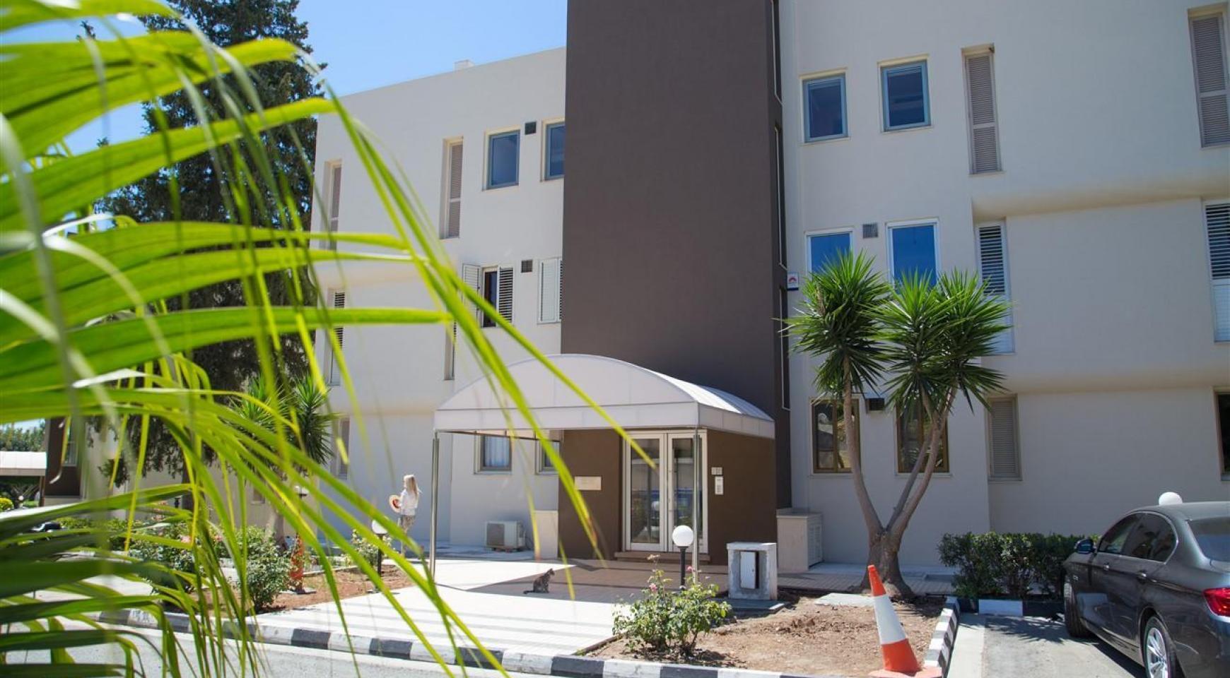 3-Спальная Квартира на Берегу Моря в Комплексе Thera   - 4