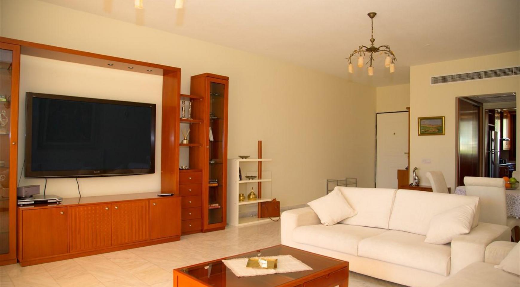3-Спальная Квартира на Берегу Моря в Комплексе Thera   - 34