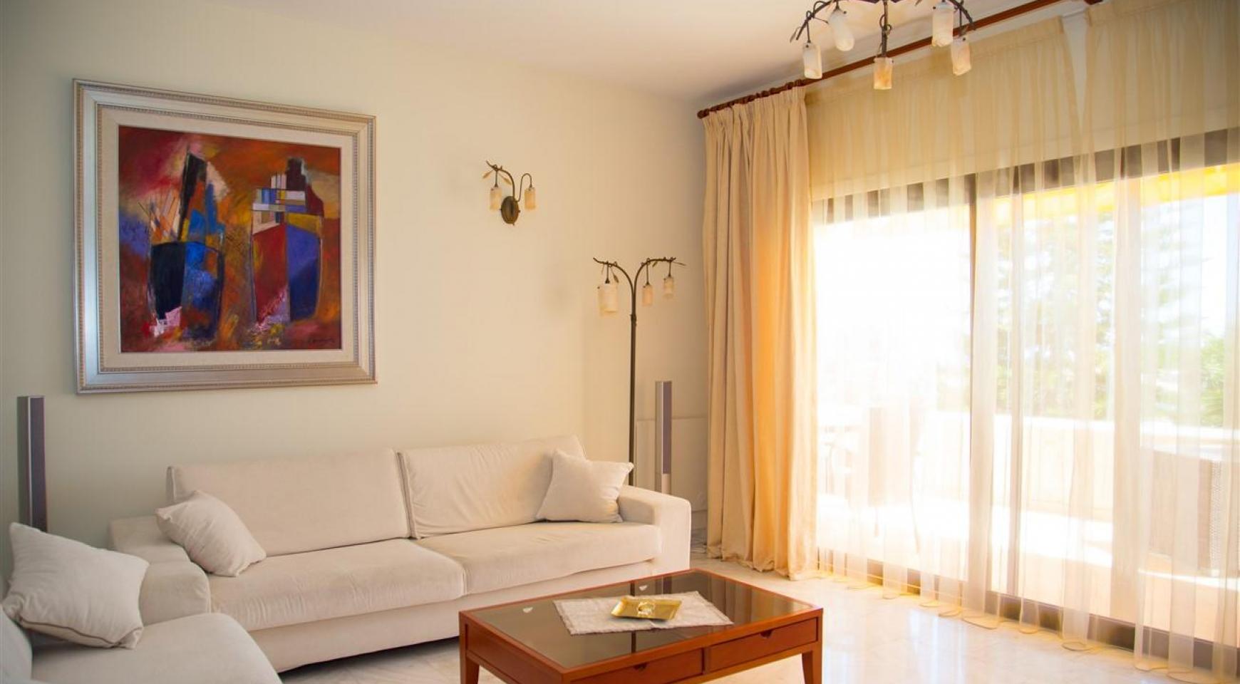 3-Спальная Квартира на Берегу Моря в Комплексе Thera   - 32