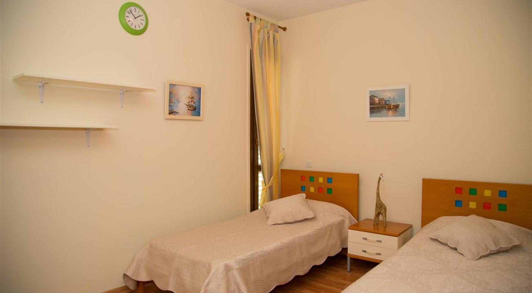 3-Спальная Квартира на Берегу Моря в Комплексе Thera   - 15