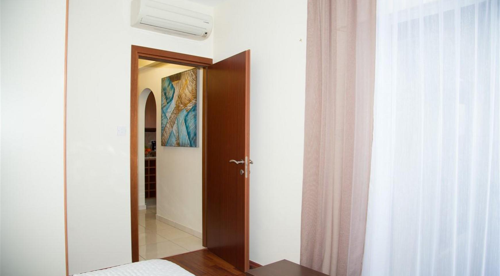 """2-Спальная Квартира - Люкс """"Mesogios Iris 304"""" в Туристической Зоне возле Моря - 14"""