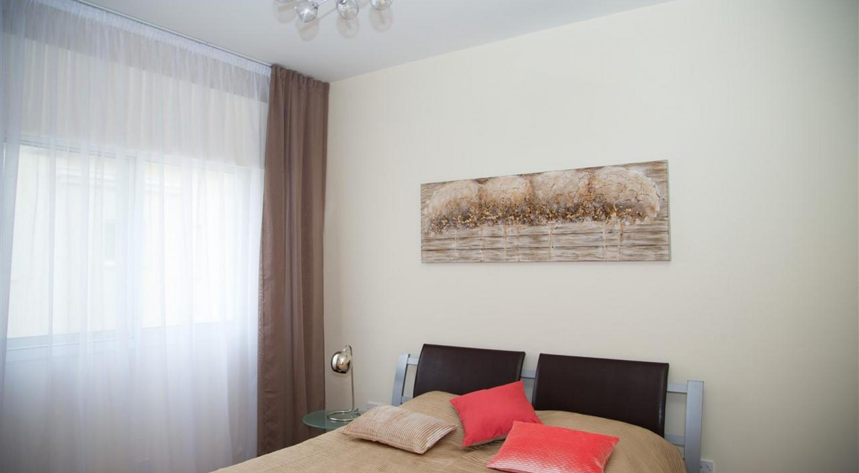 """2-Спальная Квартира - Люкс """"Mesogios Iris 304"""" в Туристической Зоне возле Моря - 19"""