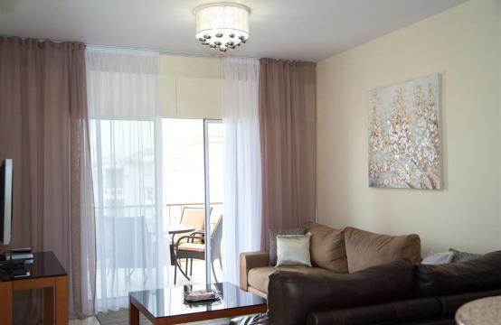 """2-Спальная Квартира - Люкс """"Mesogios Iris 304"""" в Туристической Зоне возле Моря"""