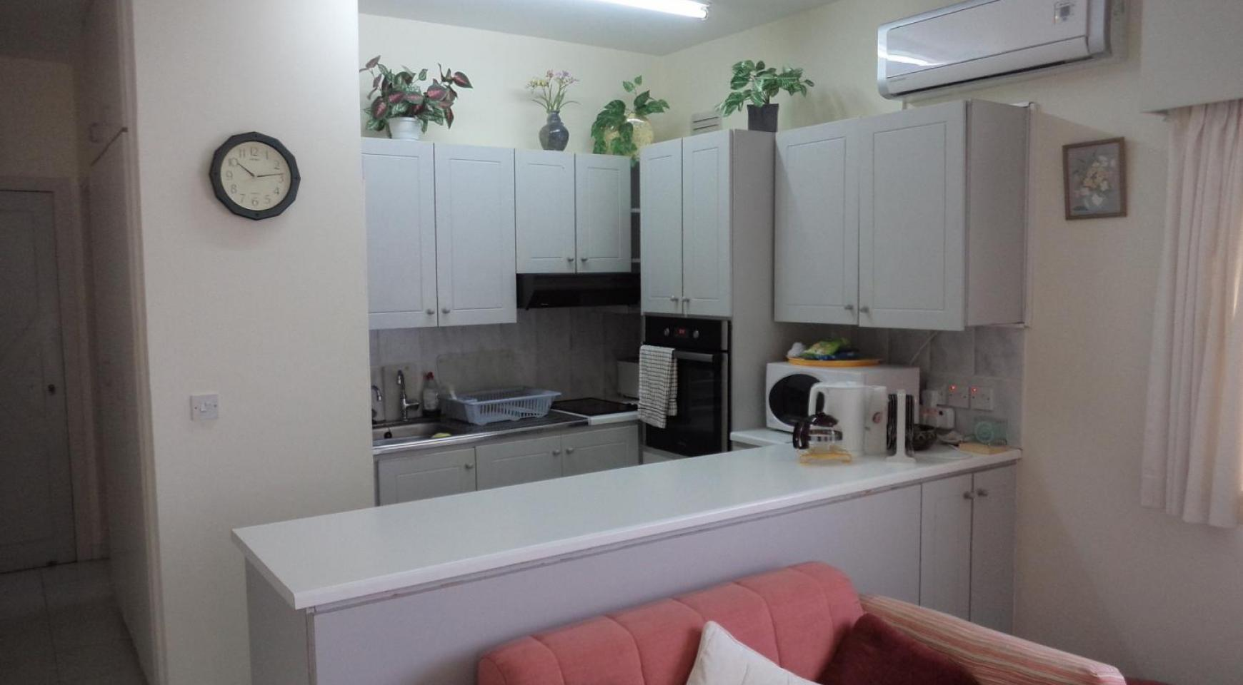 Односпальная Квартира возле Моря в Районе Agios Tychonas - 2