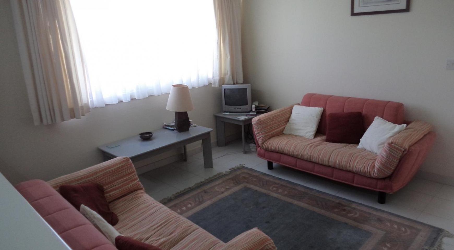 Односпальная Квартира возле Моря в Районе Agios Tychonas - 3