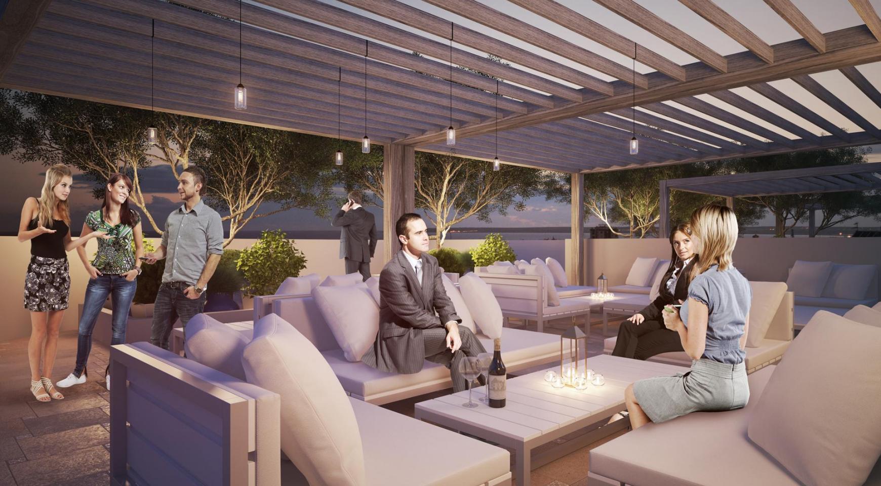 Новый Выставочный Зал в Центре Города - 6