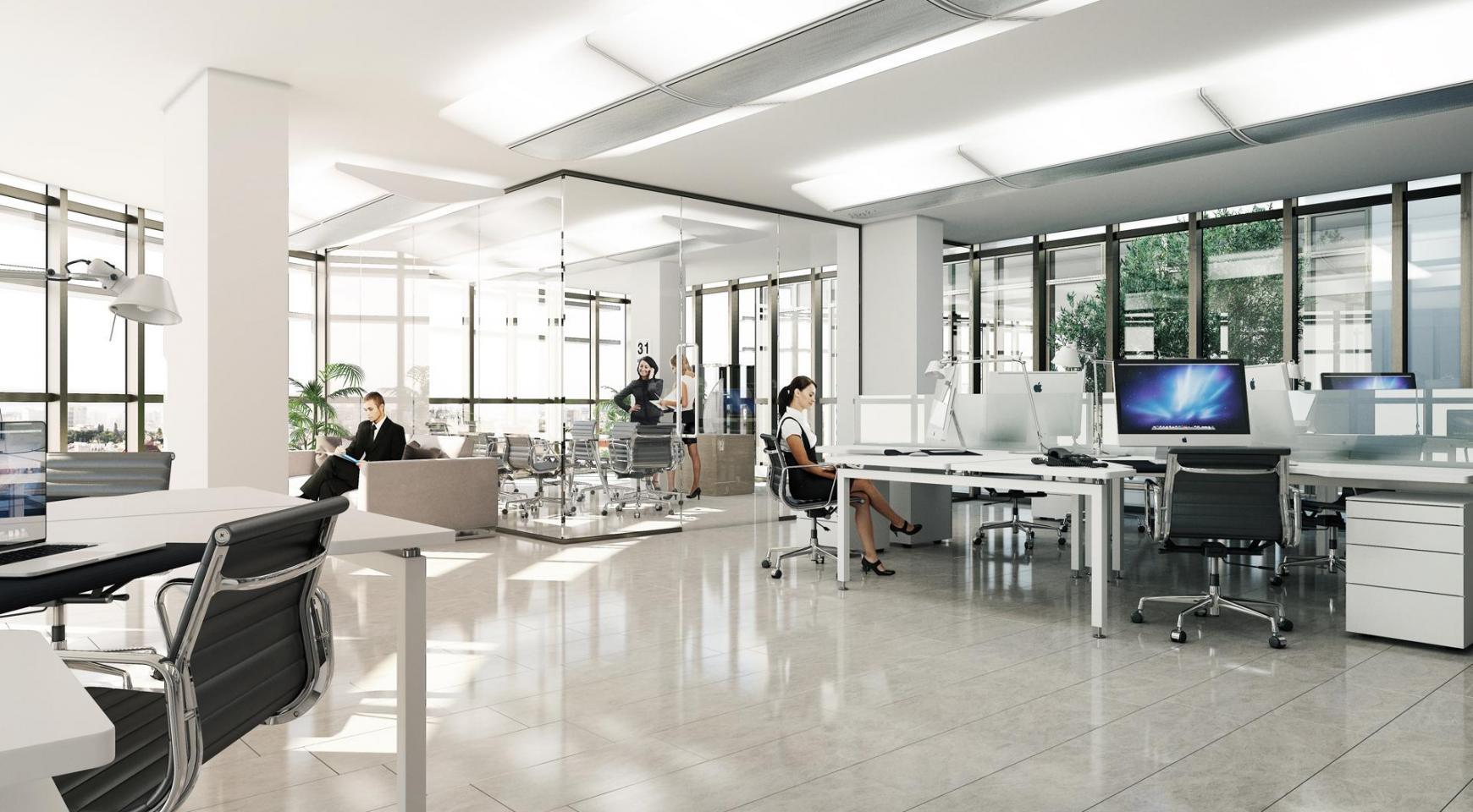 Новый Выставочный Зал в Центре Города - 5