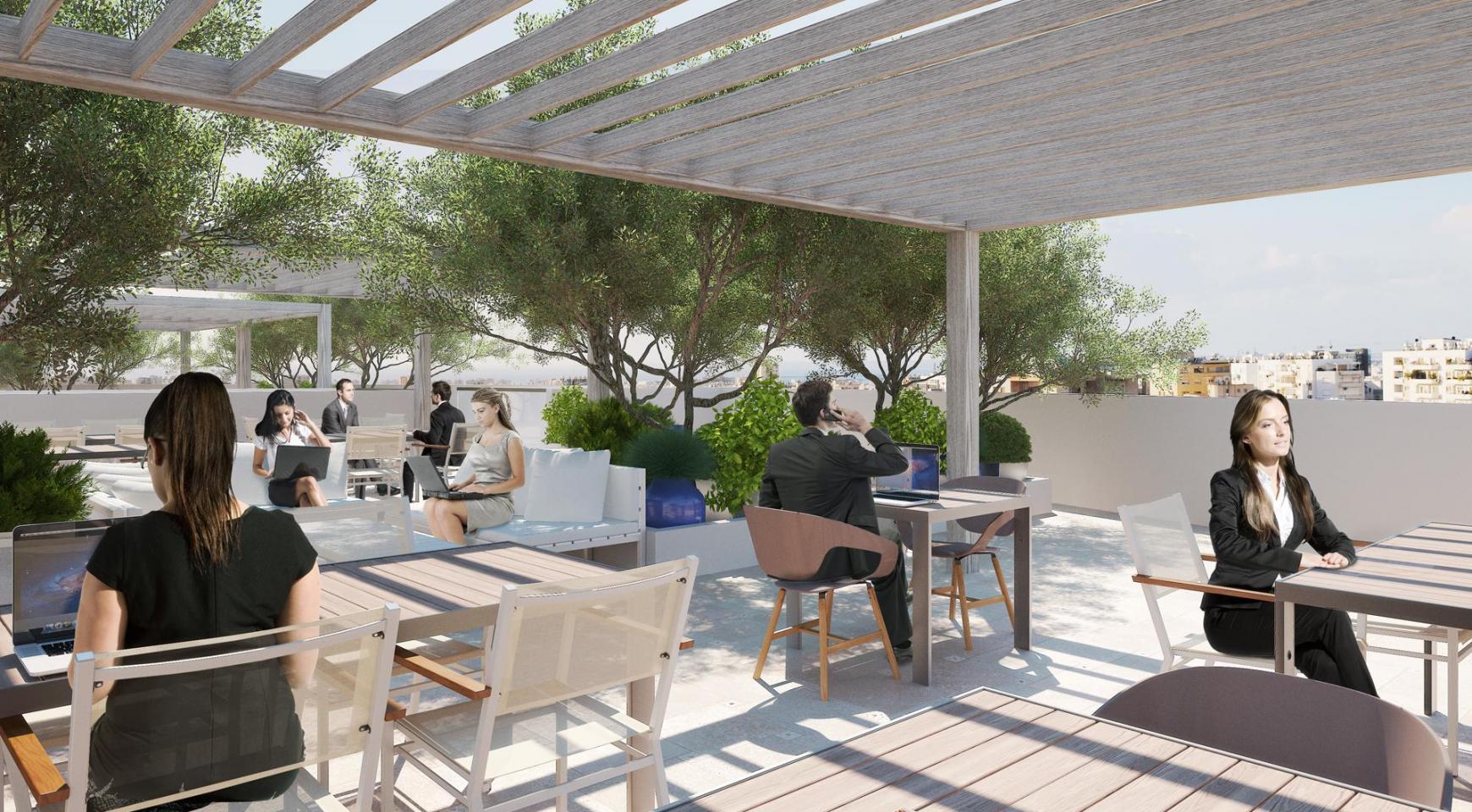 Новый Выставочный Зал в Центре Города - 7