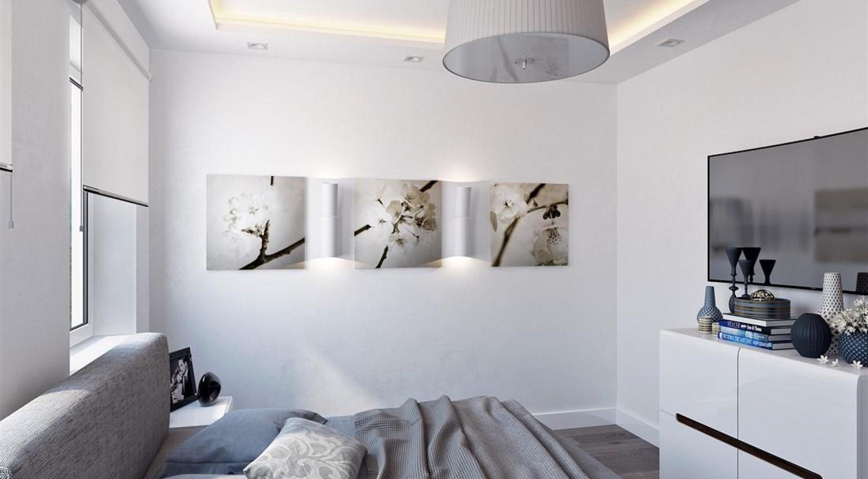 Современная Односпальная Квартира в Районе Neapolis - 3