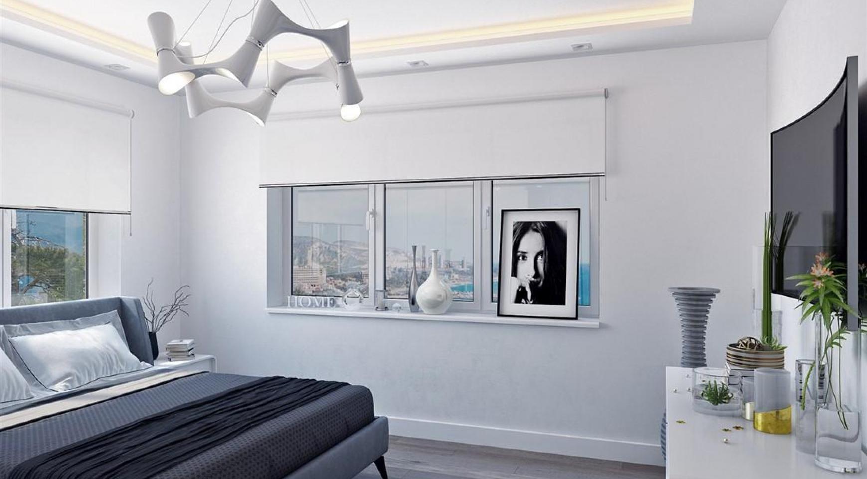 Современная Односпальная Квартира в Районе Neapolis - 7