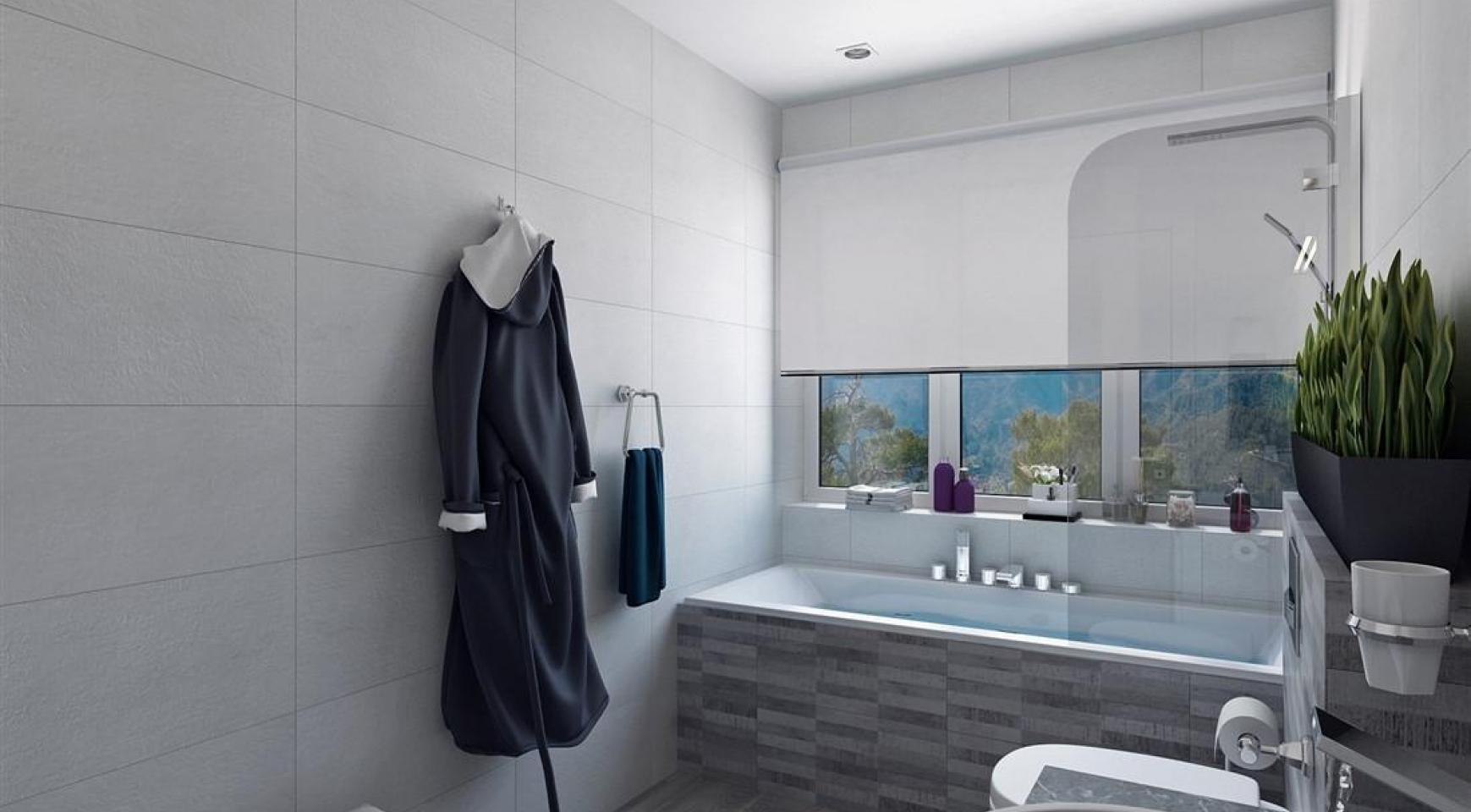 Современная 2-Спальная Квартира в Районе Neapolis  - 8