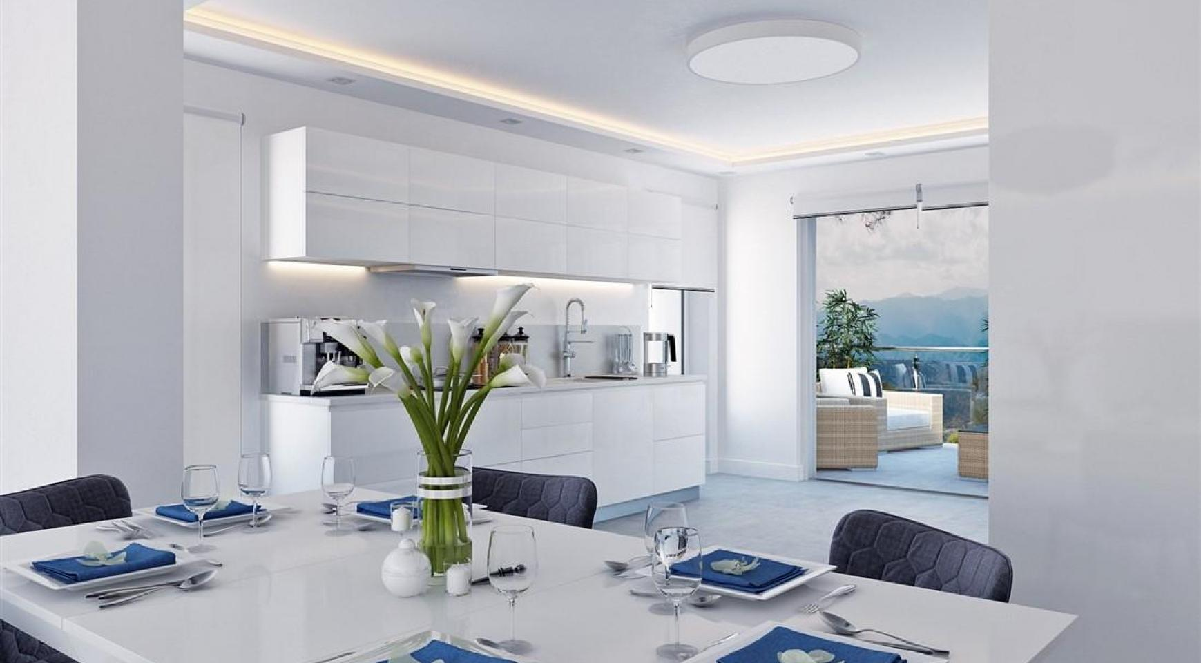 Современная 2-Спальная Квартира в Районе Neapolis  - 3