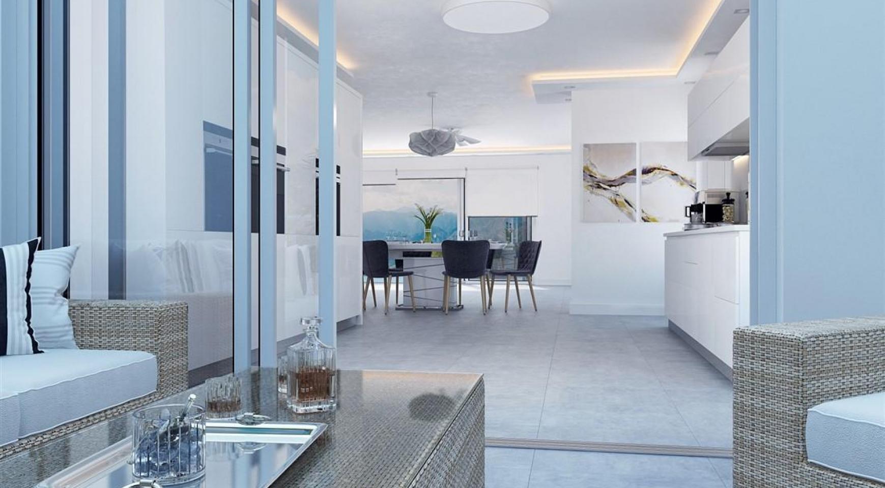 Просторная Современная 3-Спальная Квартира в Районе Neapolis - 1