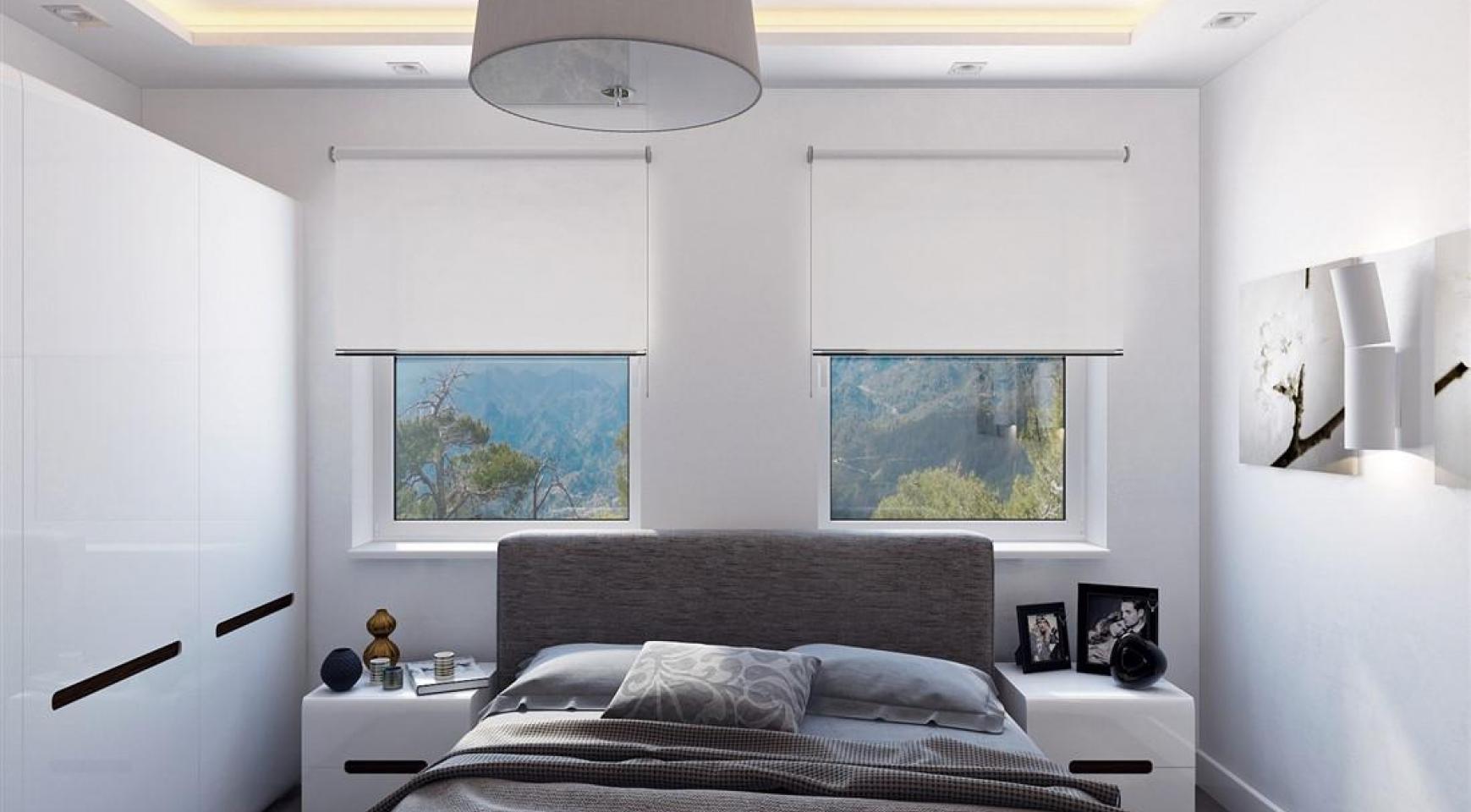 Современный 3-Спальный Пентхаус с Террасой на Крыше в Районе Neapolis - 4