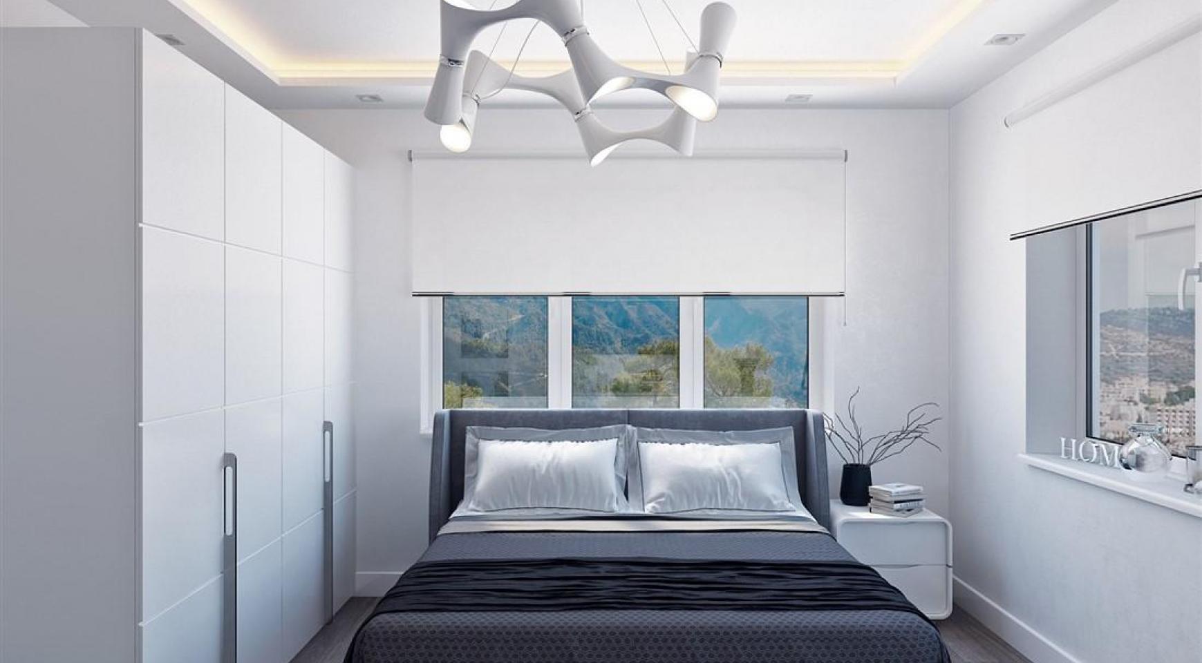 Современный 3-Спальный Пентхаус с Террасой на Крыше в Районе Neapolis - 6
