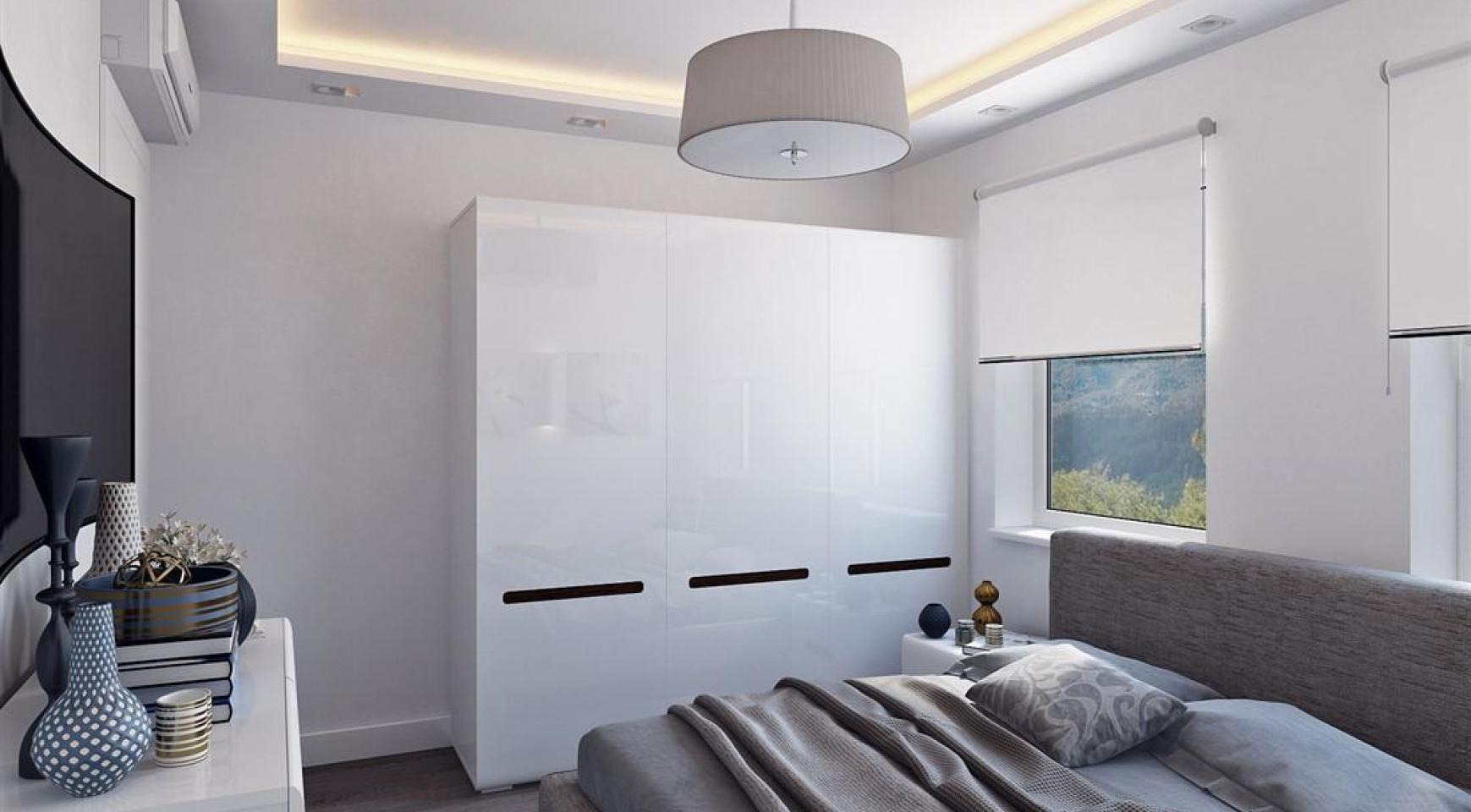 Современный 3-Спальный Пентхаус с Террасой на Крыше в Районе Neapolis - 5