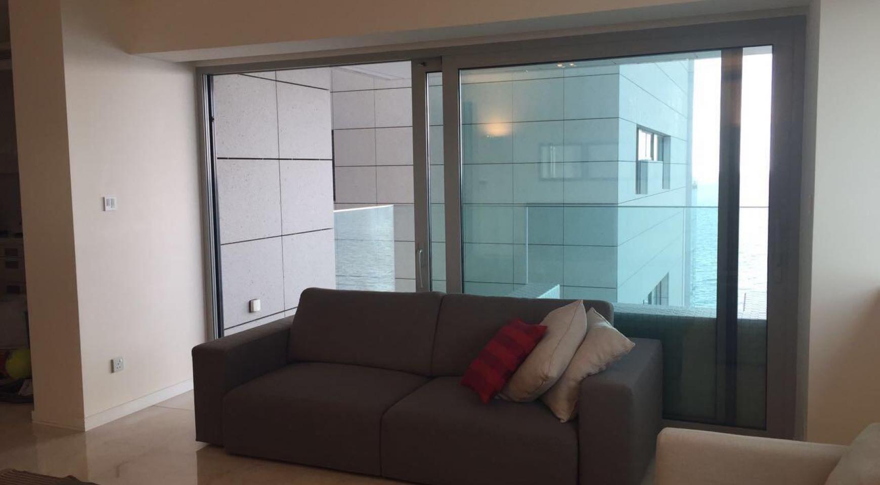 Элитная 2-спальная Квартира в Эксклюзивном Комплексе у Моря - 2
