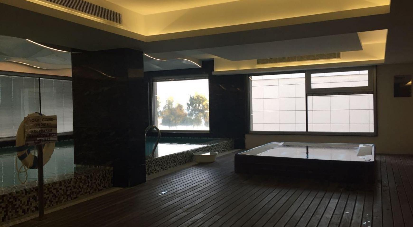 Элитная 2-спальная Квартира в Эксклюзивном Комплексе у Моря - 27