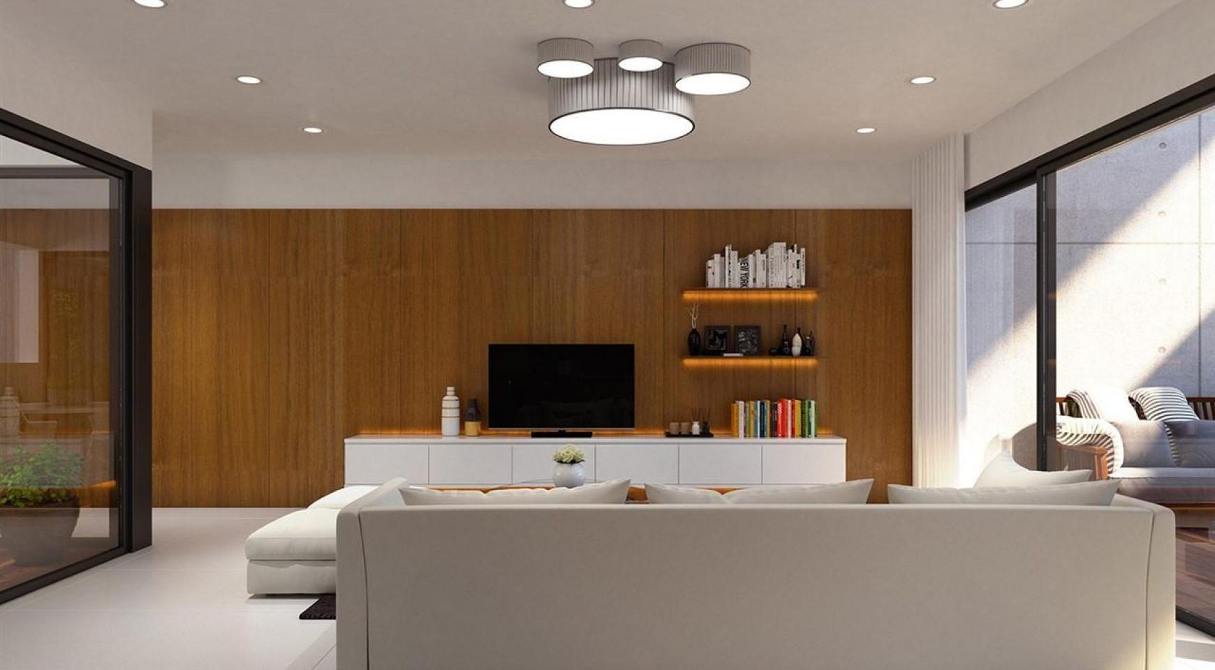 Современная 2-Спальная Квартира в Новом Комплексе возле Моря - 4