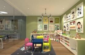 Современная 2-Спальная Квартира в Новом Комплексе возле Моря - 34