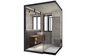 Современная 2-Спальная Квартира в Новом Комплексе возле Моря - 33