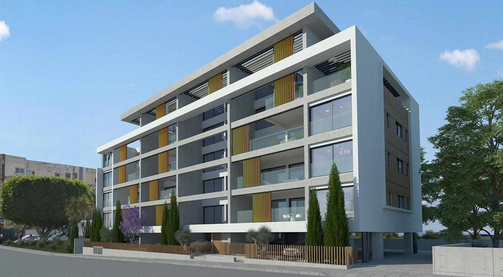 Современная 2-Спальная Квартира в Новом Комплексе возле Моря - 2