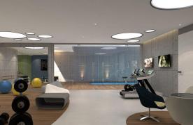 Современная 3-Спальная Квартира в Новом Комплексе возле Моря - 43
