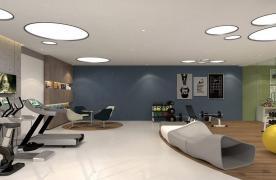 Современная 3-Спальная Квартира в Новом Комплексе возле Моря - 44