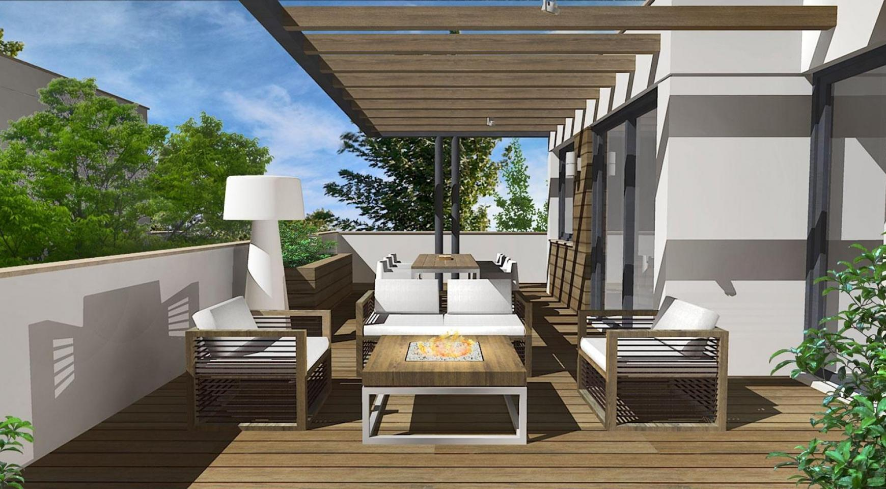 Просторная 4-Спальная Вилла в Новом Комплексе в Районе Agios Athanasios - 6