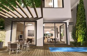 Просторная 4-Спальная Вилла в Новом Комплексе в Районе Agios Athanasios - 11