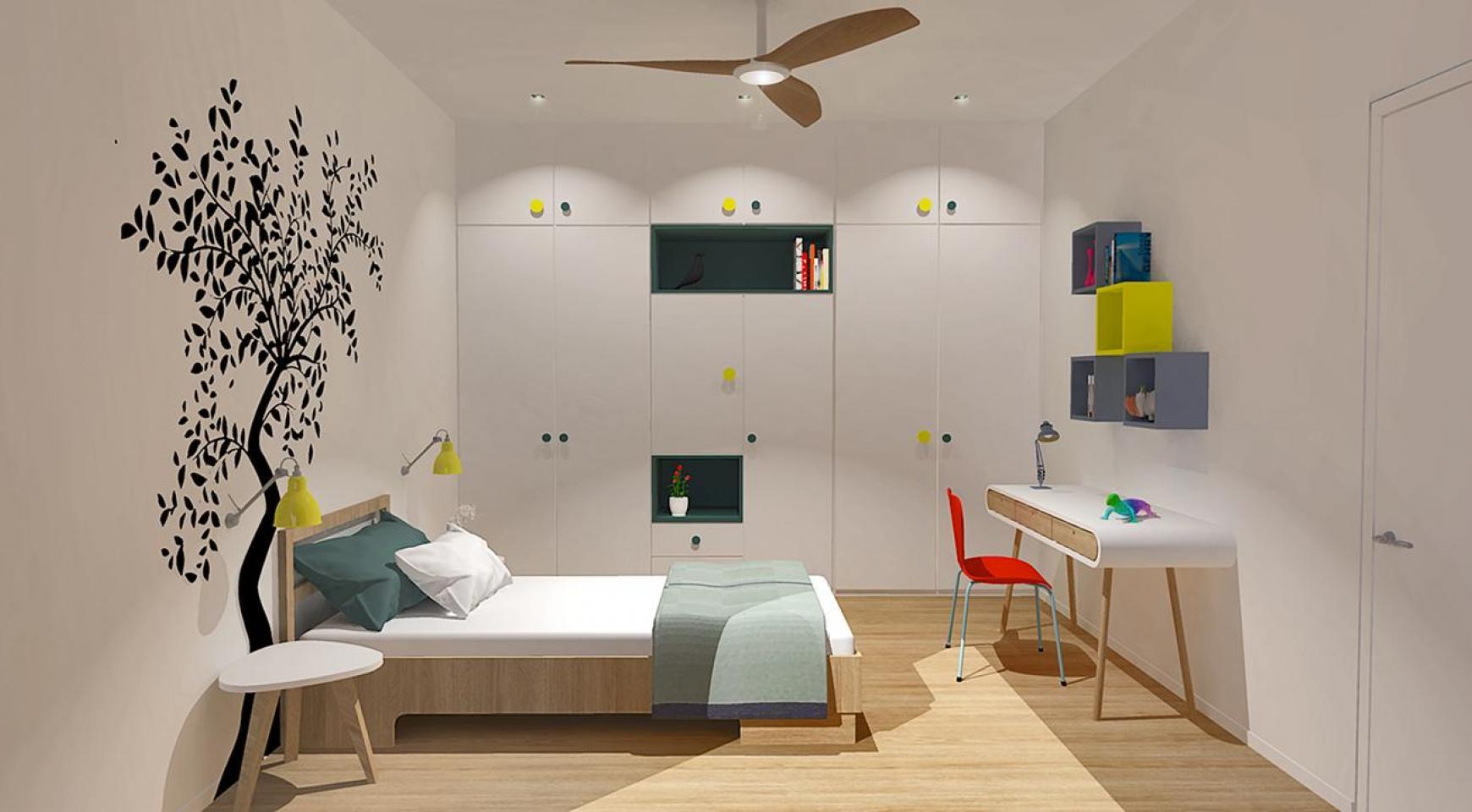 Современная 3-Спальная Квартира в Новом Комплексе в Районе Agios Athanasios - 7