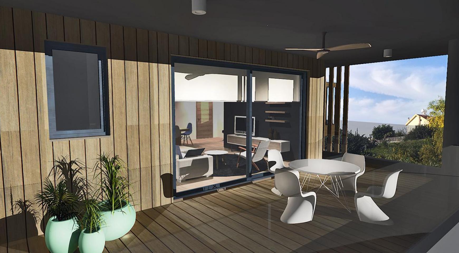 Современная 3-Спальная Квартира в Новом Комплексе в Районе Agios Athanasios - 4