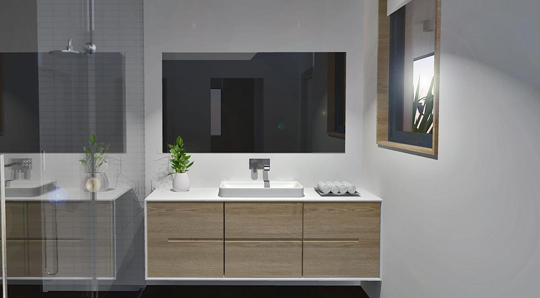 Современная 3-Спальная Квартира в Новом Комплексе в Районе Agios Athanasios - 12