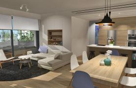 Современная 3-Спальная Квартира в Новом Комплексе в Районе Agios Athanasios - 22