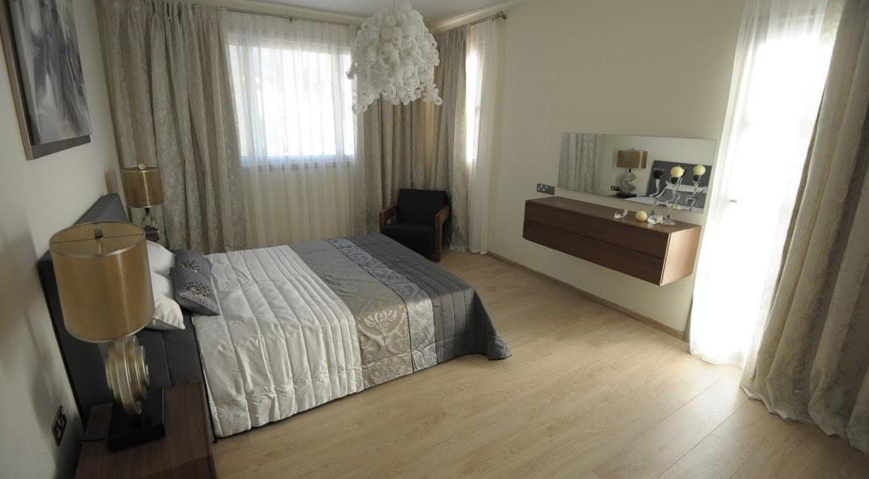Новая Элитная 5-Спальная Вилла с Изумительными Видами в Районе  Agios Tychonas - 13
