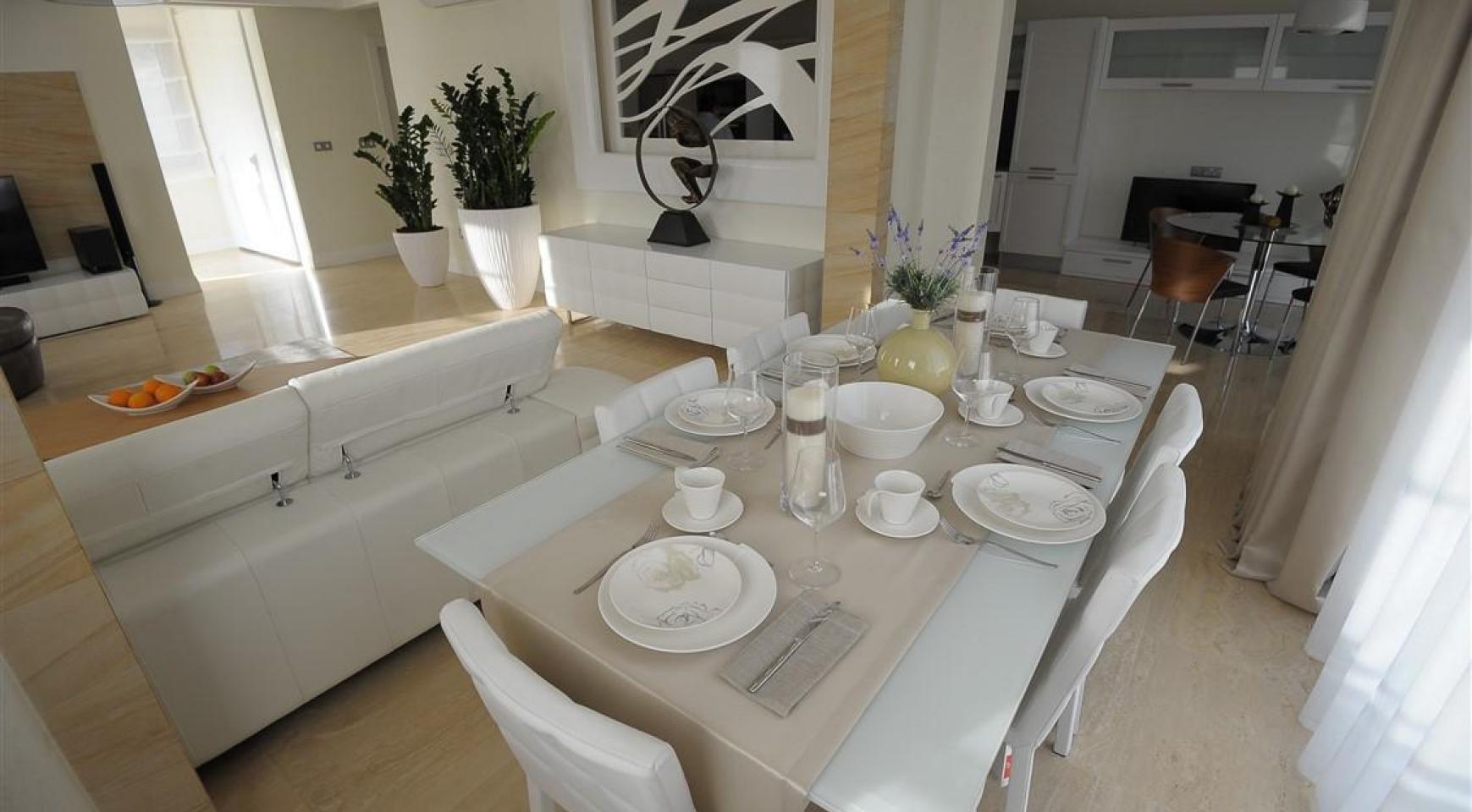 Новая Элитная 5-Спальная Вилла с Изумительными Видами в Районе  Agios Tychonas - 6