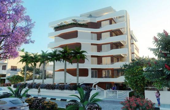 Новая 2-Спальная Квартира в Современном Комплексе возле Моря